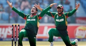 Bangladesh named 1st two ODIs team for Pakistan series 2015