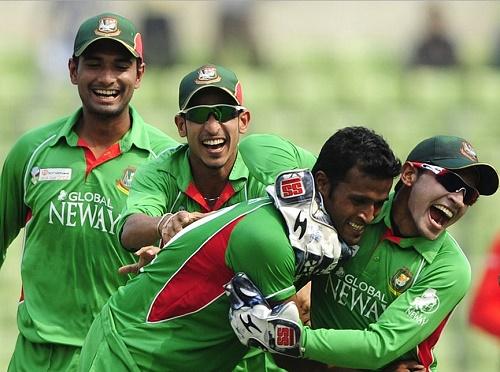 B'desh inflict humiliating 7-wicket defeat over Pakistan