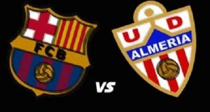 Barcelona vs Almeria Live Streaming, Telecast, Preview 8-4-15