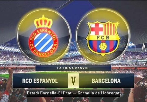 Barcelona vs Espanyol Live Streaming, Telecast, Score Liga Round-33.