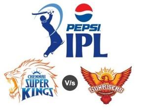 CSK vs SRH Live Streaming, Telecast, Score Match-4 IPL 2015.