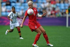 Canada 23-women Roster named for 2015 FIFA Women's world cup.