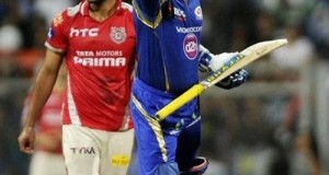 Harbhajan won hearts but Mumbai was defeated against KXIP