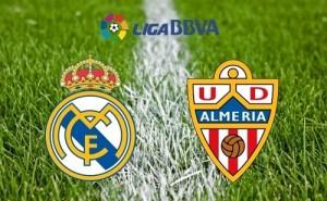 How to Watch Real Madrid vs Almeria live stream online, telecast.