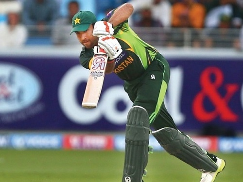 Injured Sohaib Maqsood ruled out from Bangladesh Tour 2015.