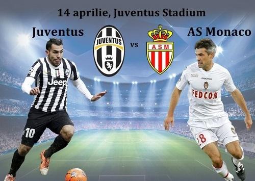 Juventus vs Monaco Champions League Quarter-final preview and predictions 2015.