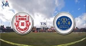 KXIP vs RR Live Streaming, Score, Telecast 3rd match IPL-8