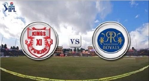 KXIP vs RR Live Streaming, Score, Telecast 3rd match IPL-8.