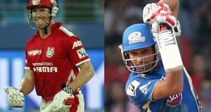 MI vs KXIP 7th match Live Streaming, Score, Telecast IPL 2015