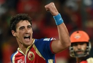 Mitchell Starc to miss opening matches of IPL 2015 for RCB.