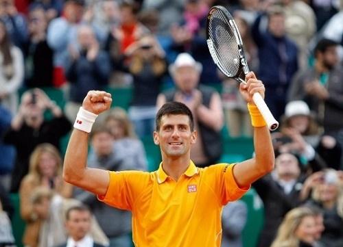 Novak Djokovic beat Berdych to claim Monte Carlo Masters title.