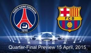 PSG vs Barcelona Champions League quarter-final preview and predictions.