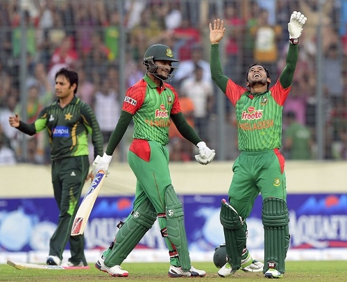 Pakistan vs Bangladesh 2nd ODI live streaming, telecast, score.