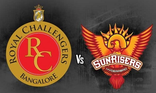 RCB vs SRH Live Streaming, Telecast, Score match-8 IPL 2015.