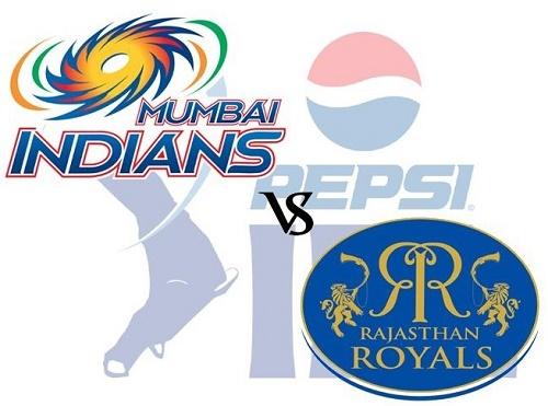 RR vs MI 9th match live streaming, telecast, score IPL 2015.