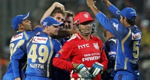 Rajasthan Royals beat Kings XI Punjab by 26 runs at IPL 2015