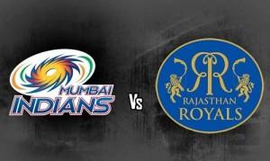 Rajasthan Royals vs Mumbai Indians Preview match-9 IPL 2015.