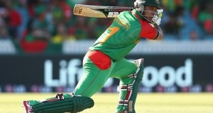 Sabbir scores ton for BCB XI as Pakistan lost their tour match