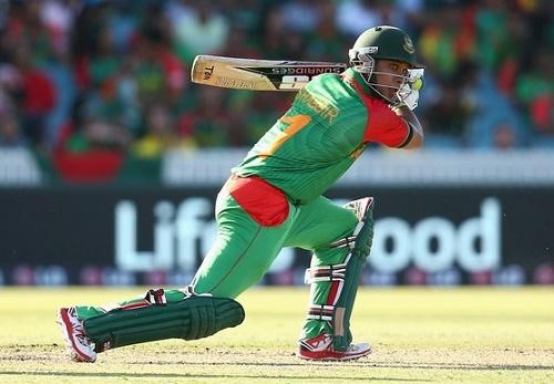 Sabbir scores ton for BCB XI as Pakistan lost their tour match.