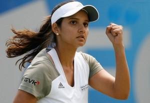 Sania Mirza becomes No 1 Women's Doubles WTA tennis player.