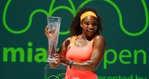 Serena Williams wins Miami Open title eighth time