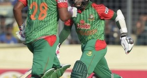 Tamim, Rahim tons guide Bangladesh to beat Pakistan in first ODI