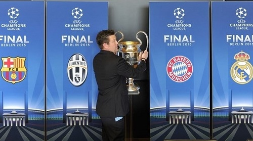 UEFA Champions League 2015 Semi-Final Draw announced.