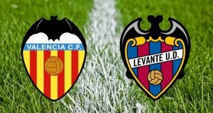 Valencia vs Levante Preview, Live Streaming, Telecast 13-4-15