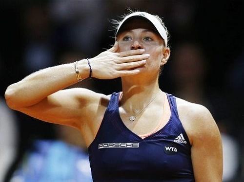 Wozniacki vs Kerber Stuttgart final live streaming, telecast, score.