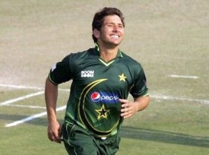 Yasir Shah ruled out from Bangladesh ODI series 2015.