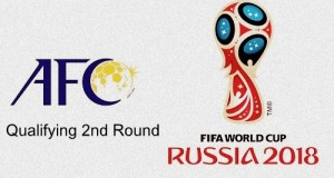 2018 FIFA World Cup Qualification – AFC Round-2 Schedule, Fixtures