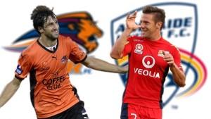 Adelaide United vs Brisbane Roar Elimination final live stream.