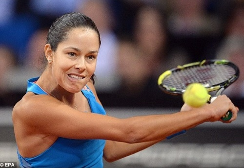Ana Ivanovic vs Elina Svitolina Live Streaming, score Madrid Open 2015.