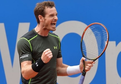 Andy Murray vs David Goffin Live Streaming, Preview Rome Masters.
