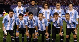 Argentina 23-man squad confirmed for Copa America 2015