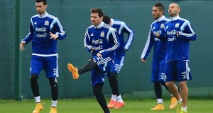 Argentina named preliminary roster for Copa America 2015