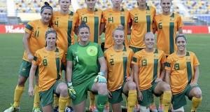 Australia 23-women Roster for Women's FIFA World Cup 2015
