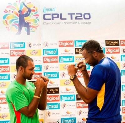 Barbados Tridents to meet Guyana Amazon Warriors in CPL 2015 opening game.