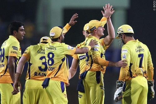CSK beat RCB to meet MI in Pepsi IPL 2015 Final on 24 May.