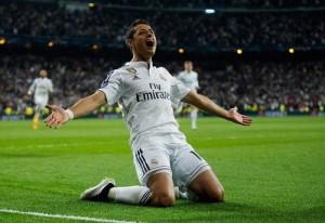 Champions League semi-final: Juventus vs Real Madrid live.