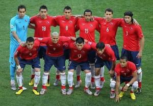 Chile preliminary squad for 2015 Copa America.