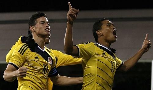 Colombia Preliminary roster for Copa America 2015 in Chile.