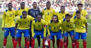 Ecuador Preliminary 30-men squad for Copa America 2015