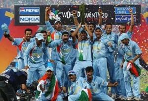 ICC World Twenty20 Winners List.