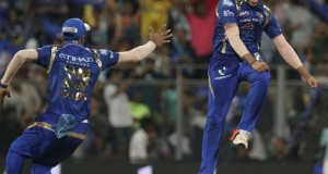 Mumbai Indians beat CSK by 25 runs to reach IPL 2015 Final