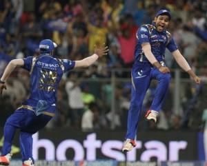 Mumbai Indians beat CSK by 25 runs to reach IPL 2015 Final.