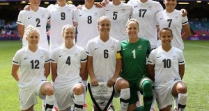 New Zealand 23-women's for FIFA World Cup 2015 Canada