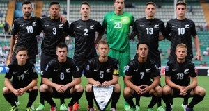New Zealand squad named for FIFA U20 World Cup 2015