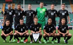 New Zealand squad named for FIFA U20 World Cup 2015.