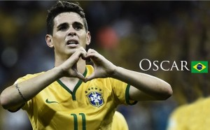 Oscar out from Brazil 23-men squad in 2015 Copa America.